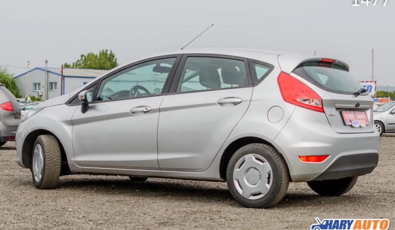 Ford Fiesta MK7 full