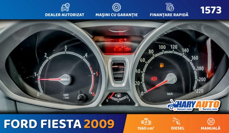 Ford Fiesta 1.6 Diesel / 2009 full