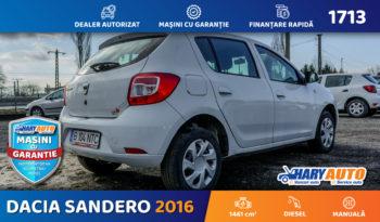 Dacia Sandero 1.5 dCi / 2016 full