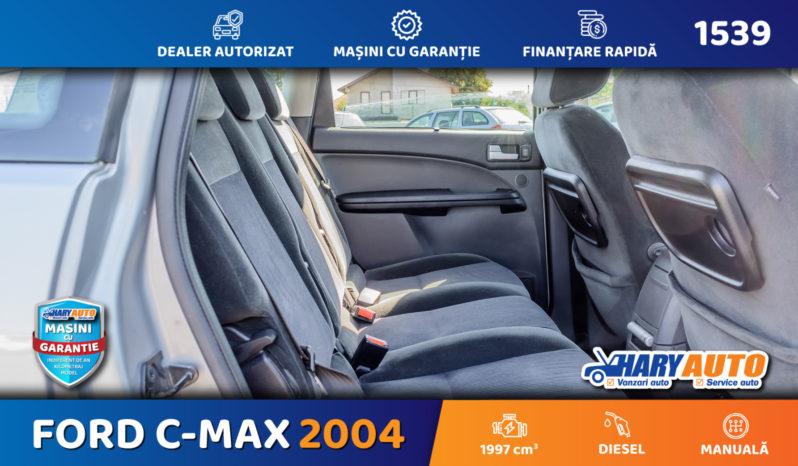 Ford C-Max 2.0 Diesel / 2004 full