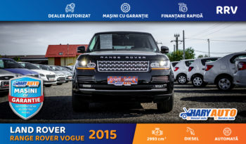Land Rover – Range Rover Vogue 3.0 Diesel / 2015 full