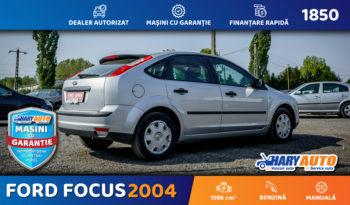 Ford Focus 1.6 Benzina / 2004 full