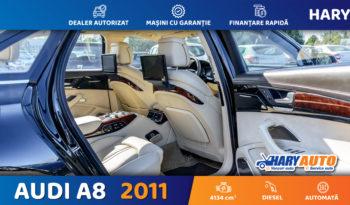 Audi A8 Long 4.2 TDI V8 quattro / 2011 full