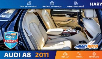 Audi A8 Long 4.2 TDI quattro / 2011 full