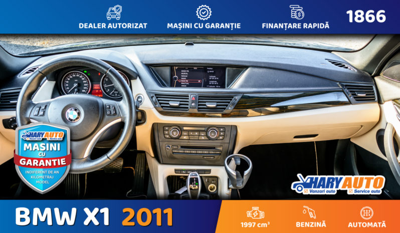 BMW X1 2.0 Benzina / 2011 full