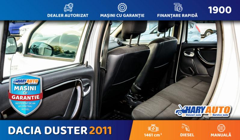Dacia Duster 4×4 1.5 Diesel / 2011 full