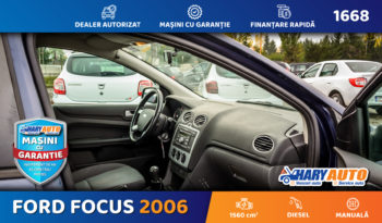 Ford Focus 1.6 Diesel / 2006 full