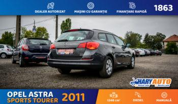 Opel Astra J Sports Tourer 1.3 Diesel / 2011 full