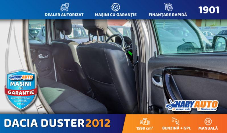 Dacia Duster 1.6 Benzina+GPL / 2012 full