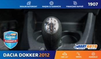 Dacia Dokker 1.5 Diesel / 2012 full