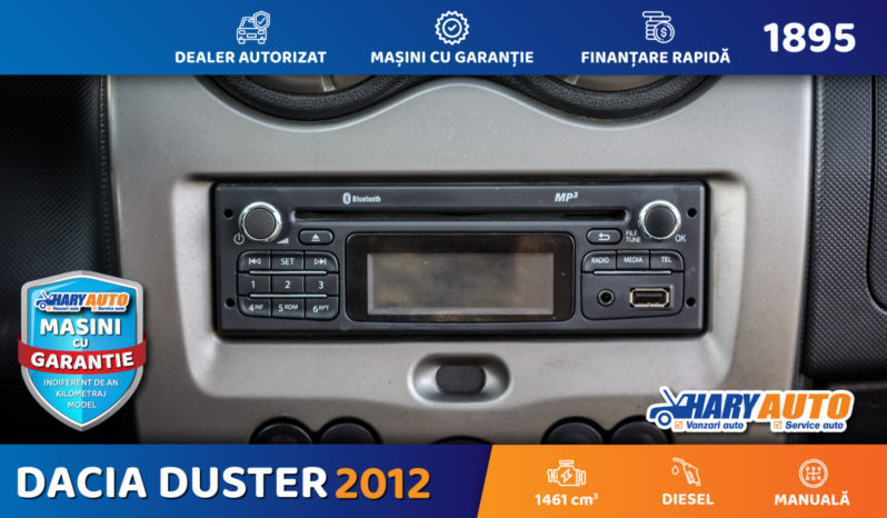 Dacia Duster 1.5 Diesel / 2012 full
