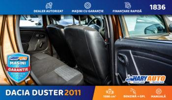 Dacia Duster 4×4 1.6 Benzina + GPL / 2011 full