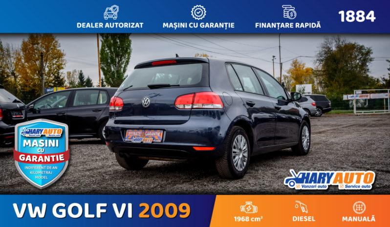 Volkswagen Golf VI 2.0 Diesel / 2009 full