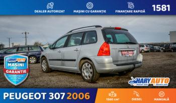 Peugeot 307 1.6 HDI Diesel / 2006 full
