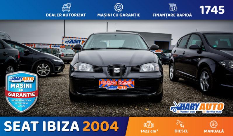 Seat Ibiza 1.4 Diesel / 2004 full