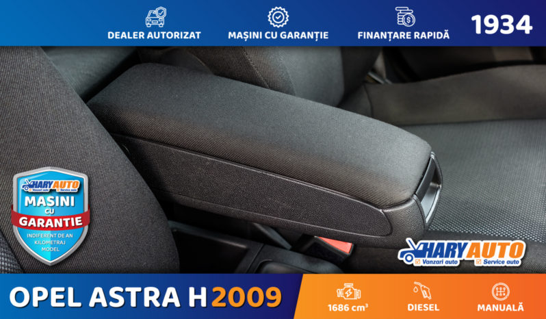 Opel Astra H 1.7 Diesel / 2009 full