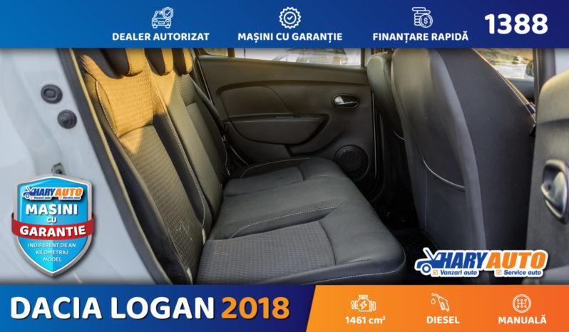 Dacia Logan MCV 1.5 Diesel / 2018 full