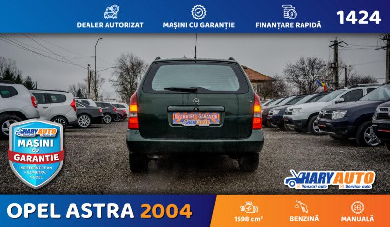 Opel Astra G 1.6 Benzina / 2004 full