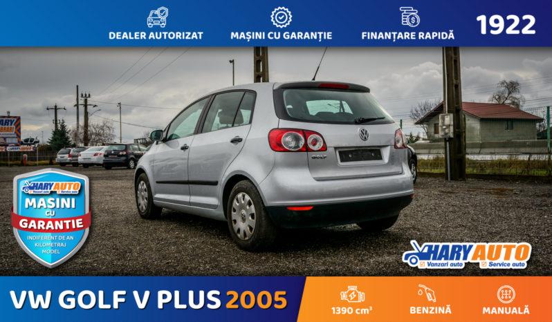 Volkswagen Golf V Plus 1.4 Benzina / 2005 full