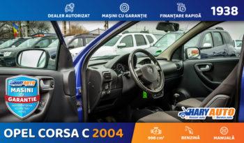Opel Corsa C 1.0 Benzina / 2004 full