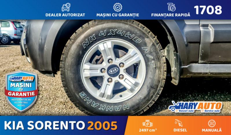 Kia Sorento 4×4 2.5 Diesel / 2005 full