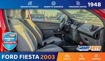 Ford Fiesta 1.4 Diesel / 2003 full
