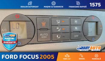 Ford Focus II 1.6 Diesel / 2005 full