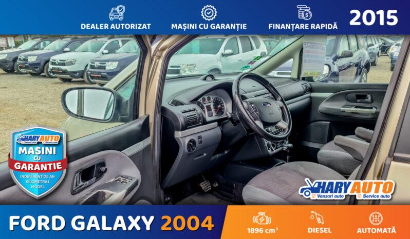 Ford Galaxy 1.9 Diesel / 2004 full