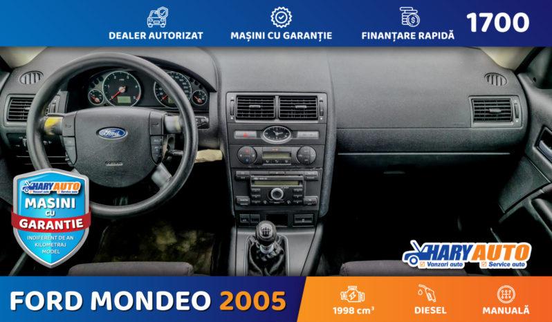 Ford Mondeo 2.0 Diesel / 2005 full