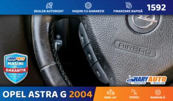 Opel Astra G 1.7 Diesel / 2004 full