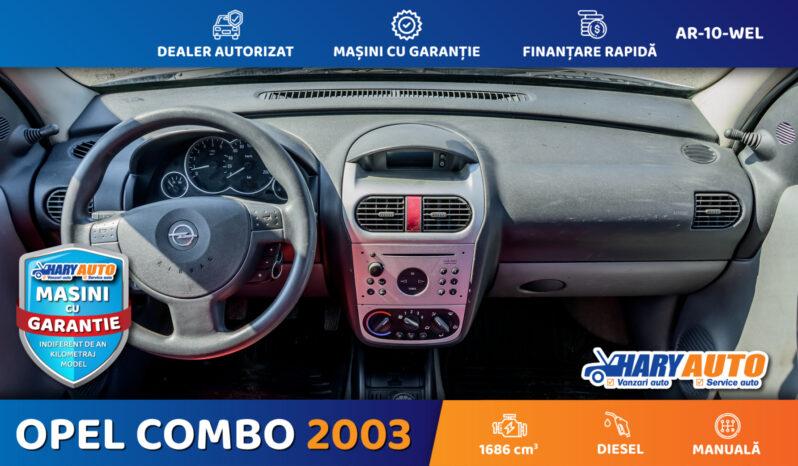 Opel Combo 1.7 Diesel / 2003 full