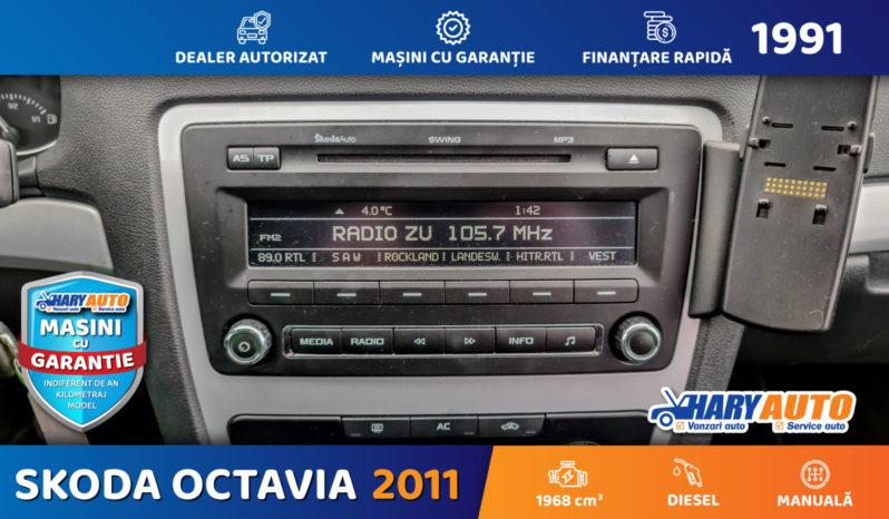 Skoda Octavia II 2.0 Diesel / 2011 full