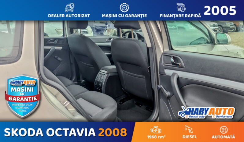 Skoda Octavia 2.0 Diesel / 2008 full