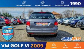 Volkswagen Golf VI 1.6 TDI  / 2009 full