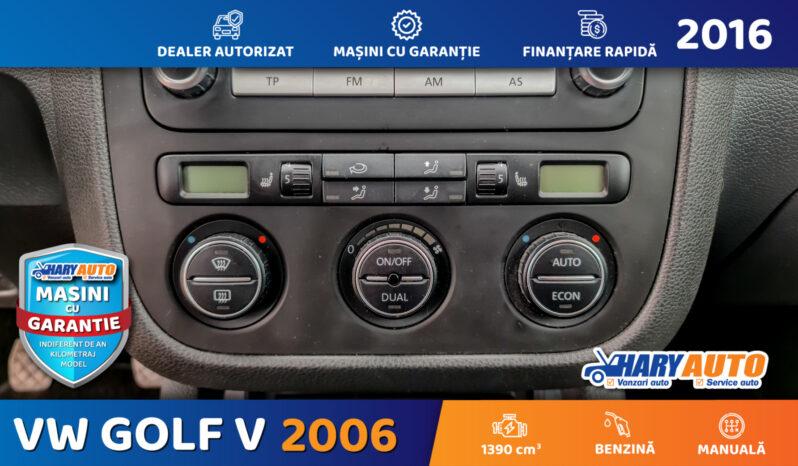 Volkswagen Golf V 1.4 Benzina / 2006 full