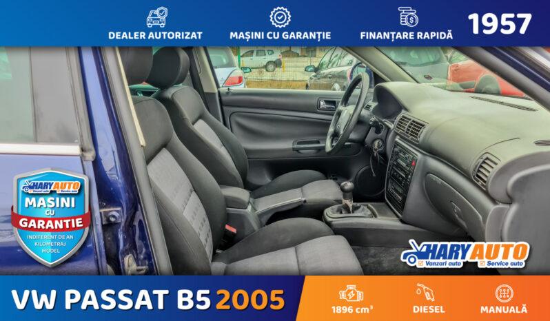 Volkswagen Passat B5 1.9 Diesel / 2005 full