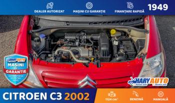Citroen C3 1.1 Benzina / 2002 full