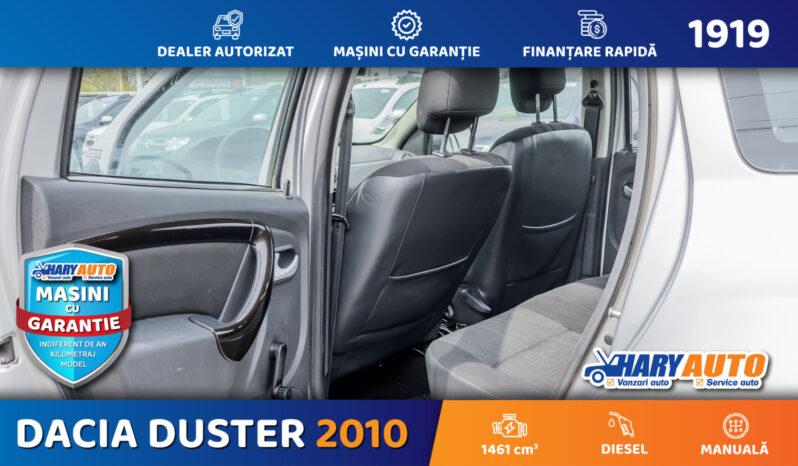 Dacia Duster 4×4 1.5 Diesel / 2010 full