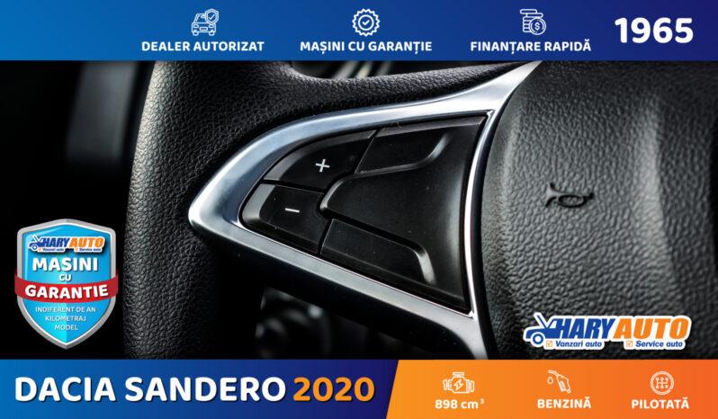 Dacia Sandero 0.9 Benzina / 2020 full