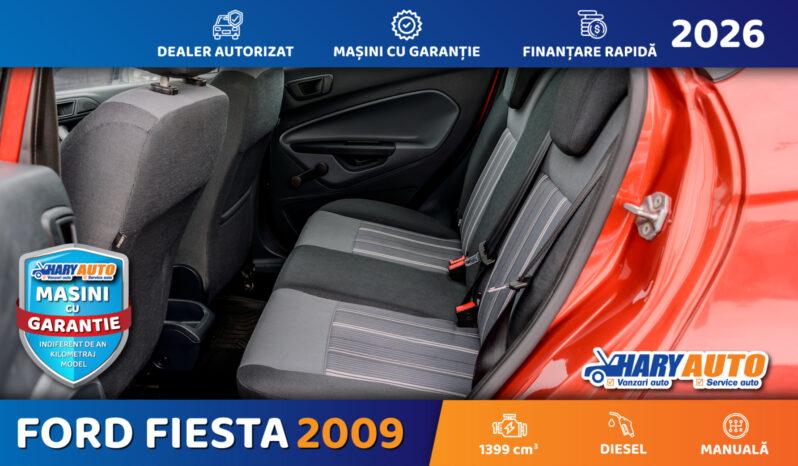 Ford Fiesta 1.4 Diesel / 2009 full