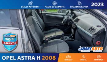 Opel Astra H 1.7 Diesel / 2008 full