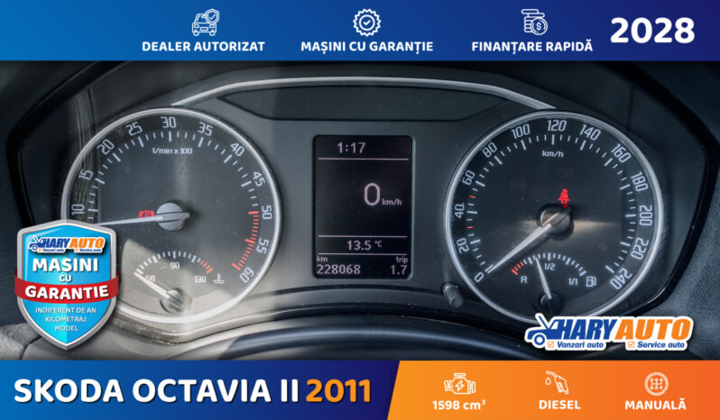 Skoda Octavia II 1.6 Diesel / 2011 full