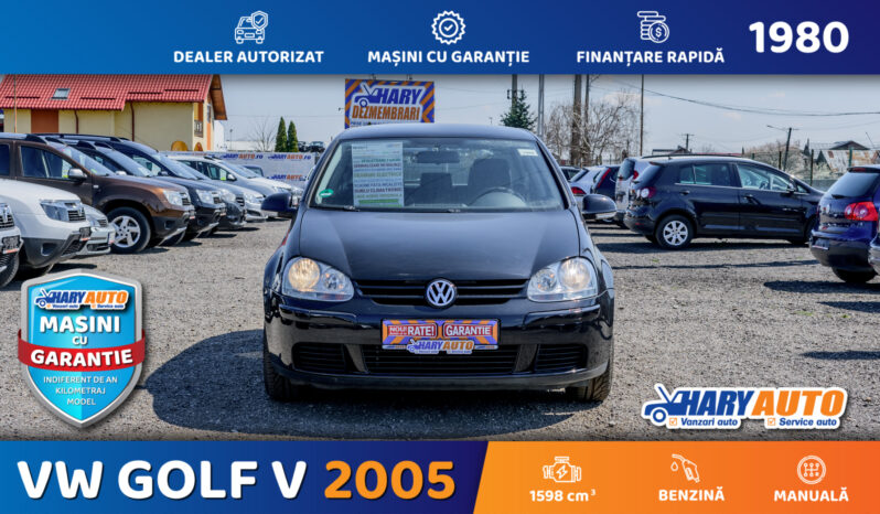 Volkswagen Golf V 1.6 Benzina / 2005 full