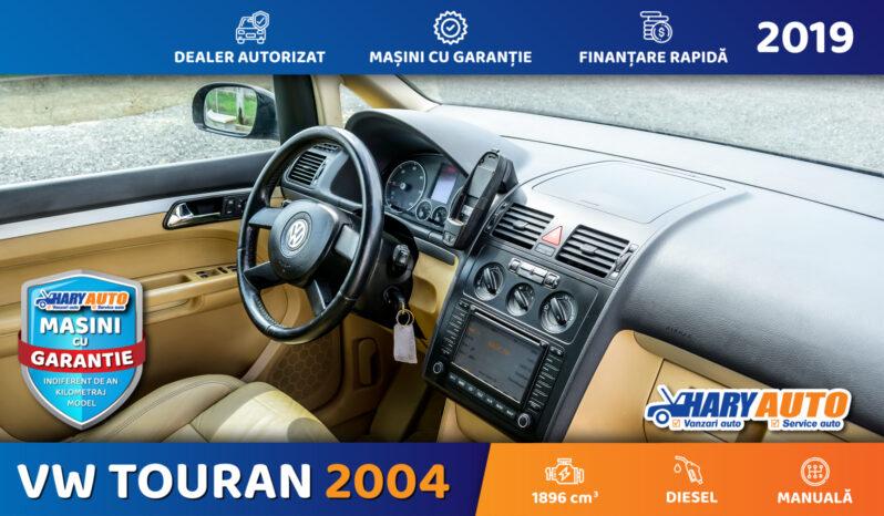 Volkswagen Touran 1.9 Diesel / 2004 full