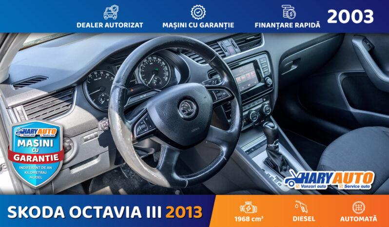 Skoda Octavia III 2.0 Diesel / 2013 full