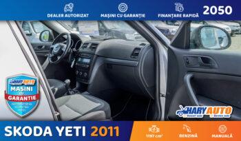 Skoda Yeti 1.2 Benzina / 2011 full