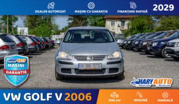 Volkswagen Golf V 1.6 Benzina / 2006 full