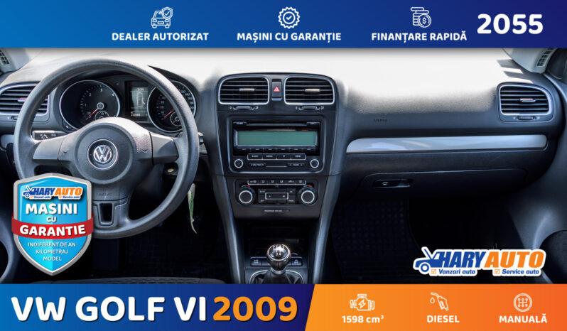Volkswagen Golf VI 1.6 Diesel / 2009 full
