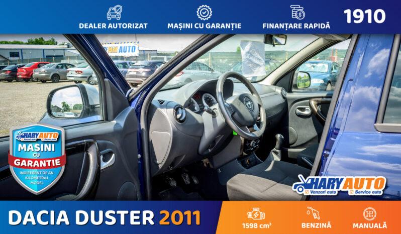 Dacia Duster 1.6 Benzina / 2011 full