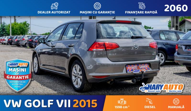 Volkswagen Golf VII 1.6 Diesel / 2015 full